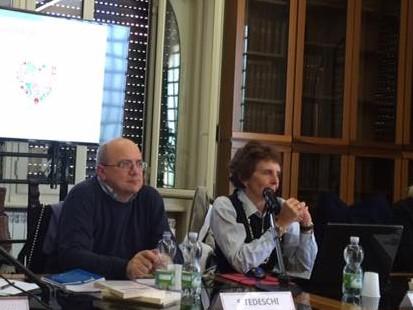 Cinzia Sabbatini e Stefano Tedeschi