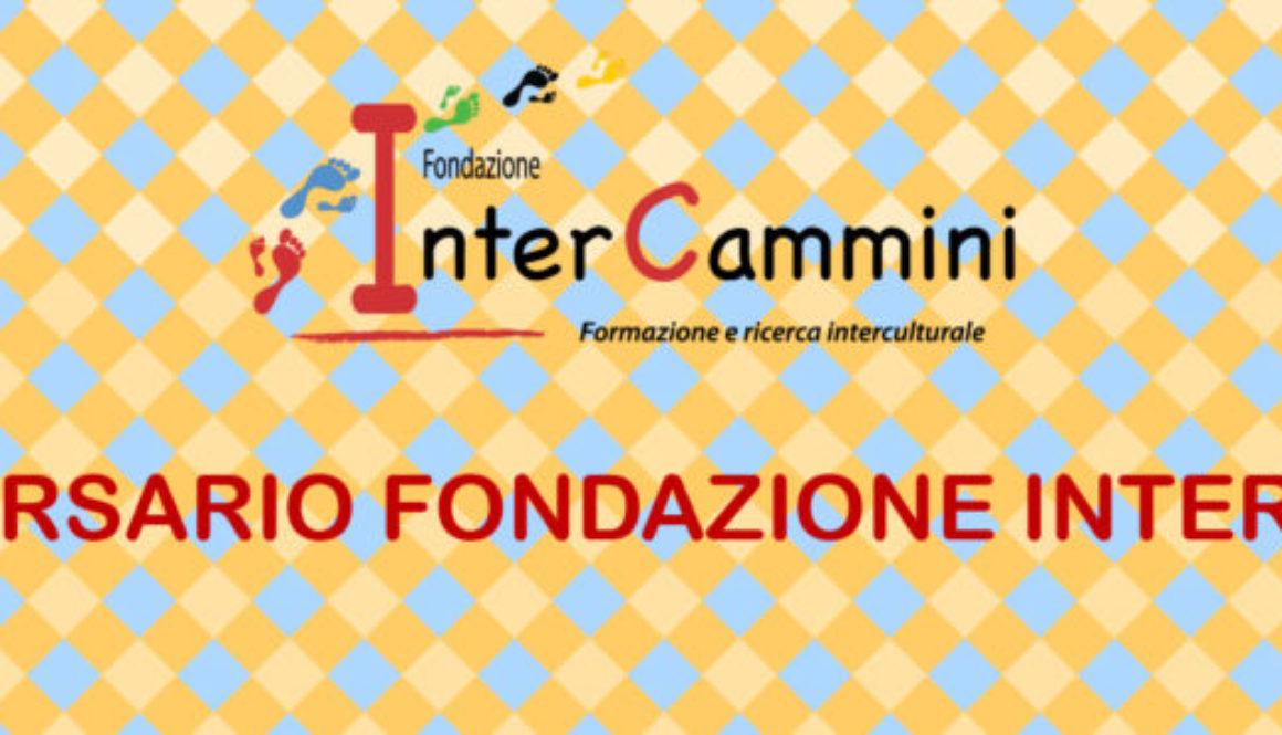anniversario fondazione banner