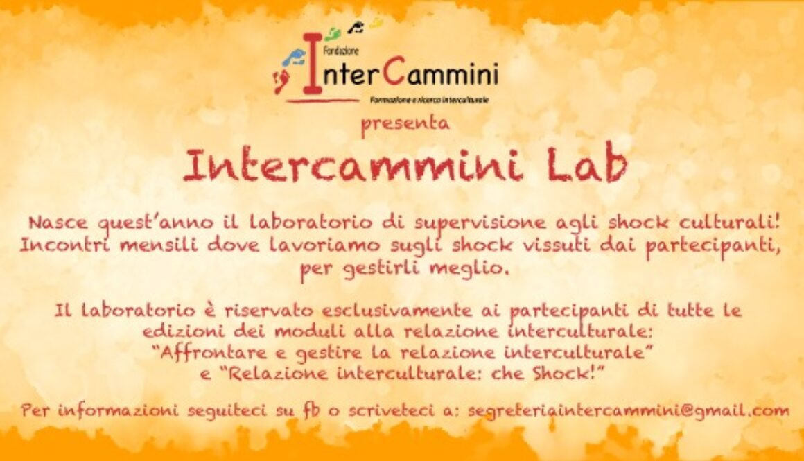 intercammini lab